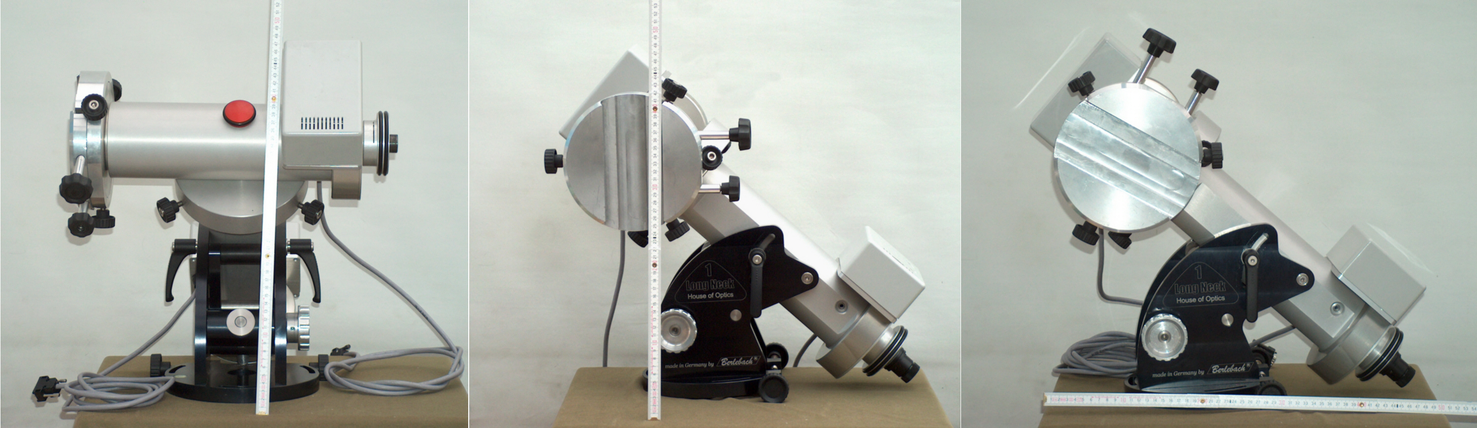 Web-Shop House of Optics Germany - Ecuatorial Mount HoOLN1